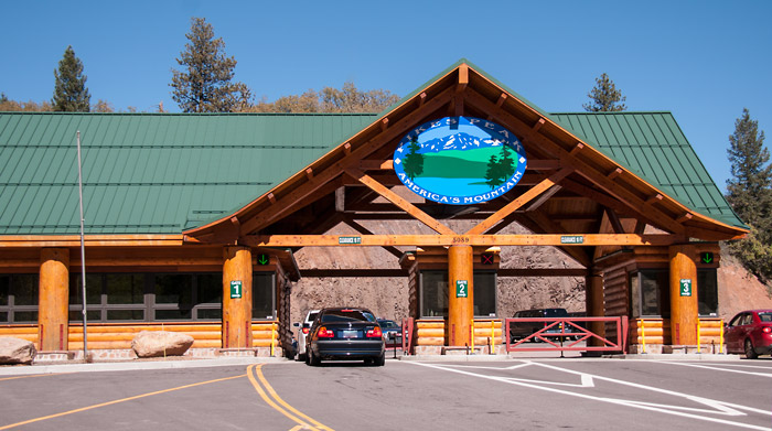 Pikes Peak Highway Toll Gate